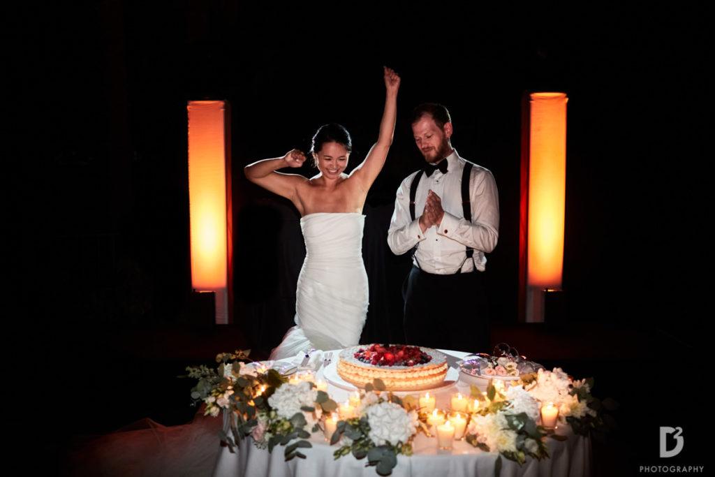 Millefoglie wedding cake - Wedding at Villa Balbianello - Italian Wedding Designer