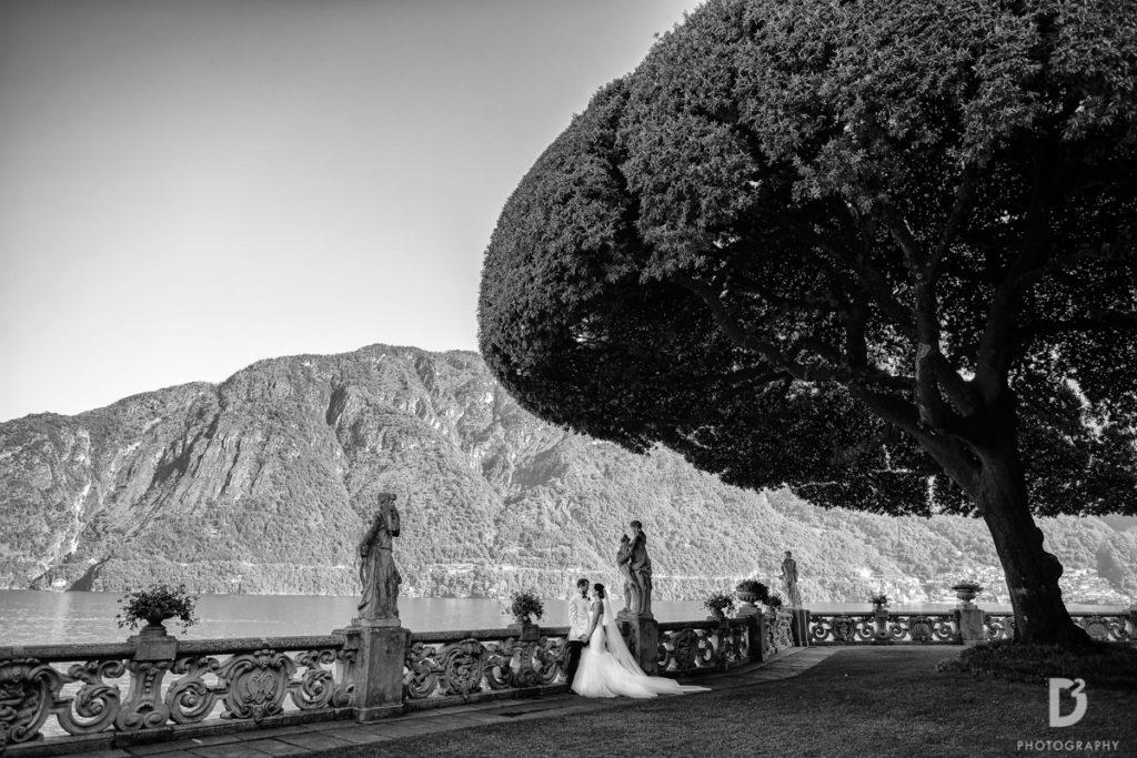 Garden - Wedding at Villa Balbianello - Italian Wedding Designer