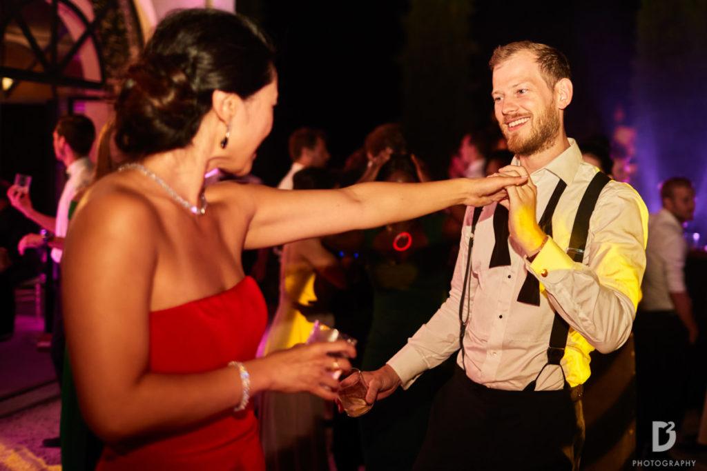 Party - Wedding at Villa Balbianello - Italian Wedding Designer