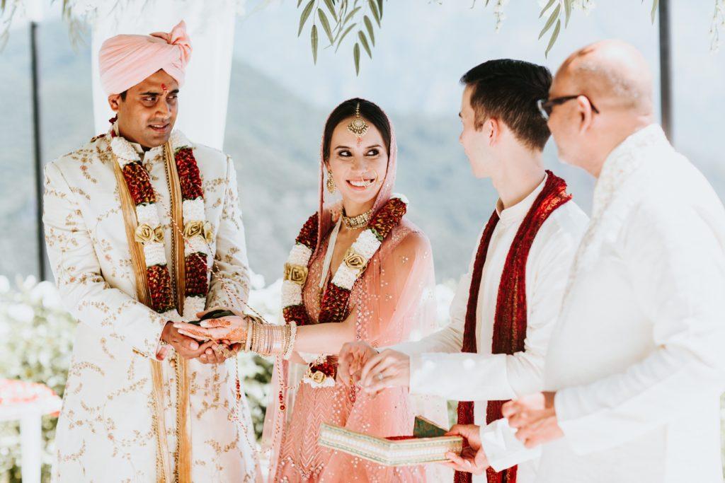 Hindu Ceremony in Ravello - Hindu wedding at Hotel Caruso in Ravello - Italian Wedding Designer
