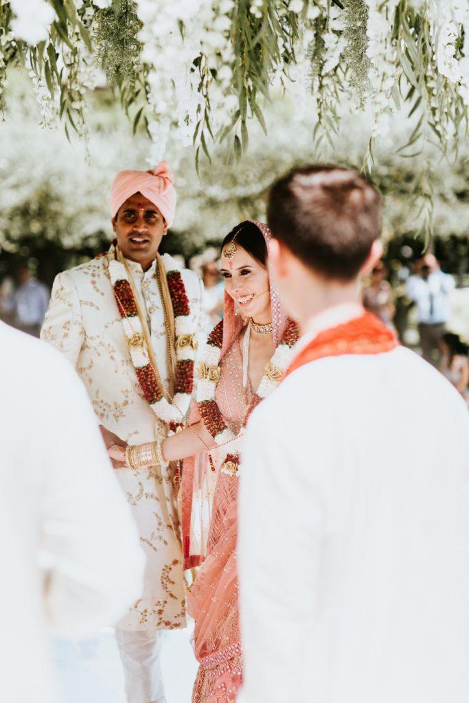 Hindu Ceremony in Amalfi Coast